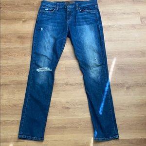 Blue slim fit Joe's jeans size 34